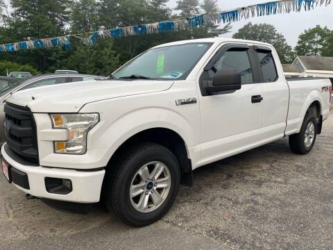 2016 Ford F-150 for sale at Brilliant Motors in Topsham ME