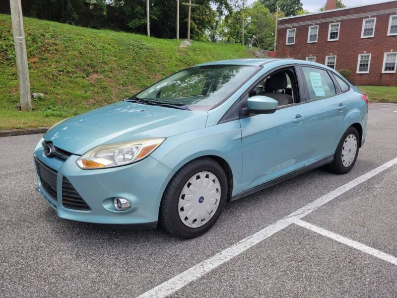 2012 Ford Focus for sale at Thompson Auto Sales Inc in Knoxville TN