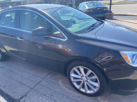 2014 Buick Verano for sale at Tonys Car Sales in Richmond IN