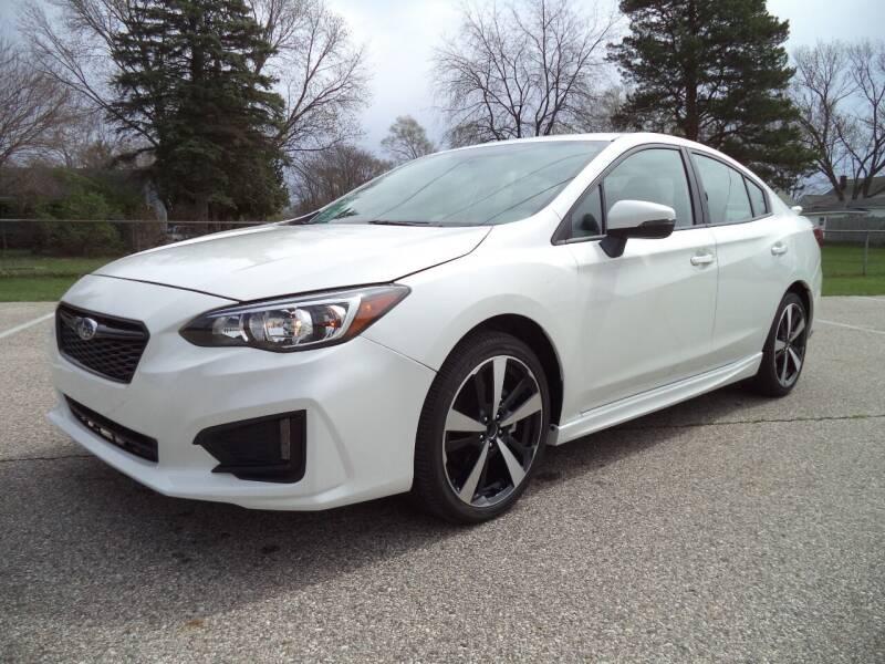 2019 Subaru Impreza for sale at Niewiek Auto Sales in Grand Rapids MI