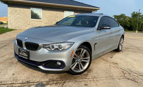 2015 BMW 4 Series for sale at Auto House of Bloomington in Bloomington IL