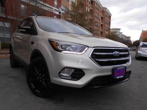 2017 Ford Escape for sale at H & R Auto in Arlington VA