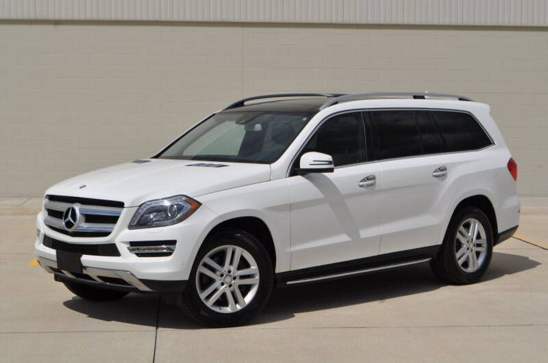 2014 Mercedes-Benz GL-Class for sale at Select Motor Group in Macomb Township MI