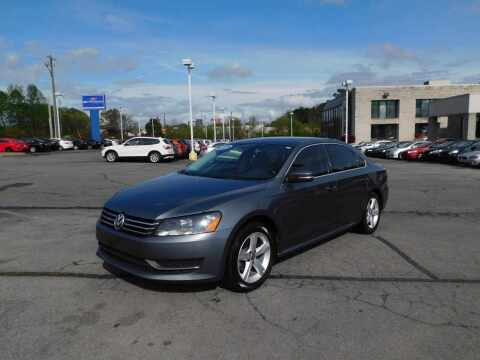 2014 Volkswagen Passat for sale at Paniagua Auto Mall in Dalton GA