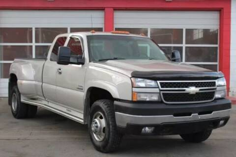 2007 Chevrolet Silverado 3500 Classic for sale at Truck Ranch in Logan UT