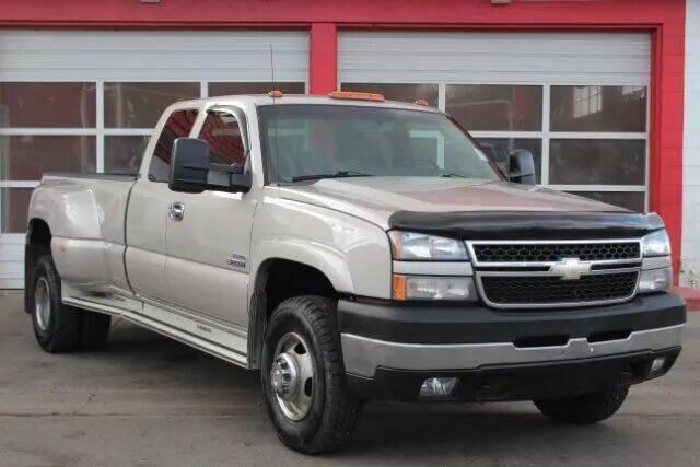 2007 Chevrolet Silverado 3500 Classic for sale at Truck Ranch in Logan UT