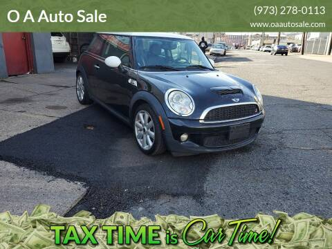 2010 MINI Cooper for sale at O A Auto Sale in Paterson NJ
