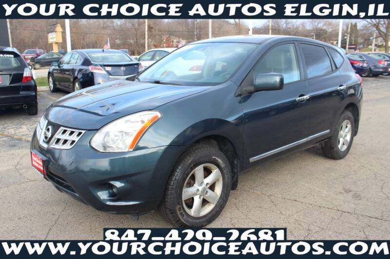 2013 Nissan Rogue for sale at Your Choice Autos - Elgin in Elgin IL
