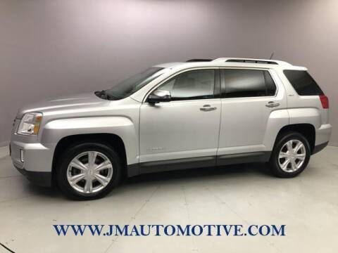 2017 GMC Terrain for sale at J & M Automotive in Naugatuck CT