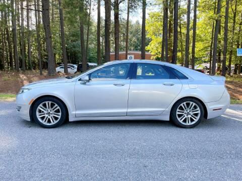2016 Lincoln MKZ for sale at H&C Auto in Oilville VA