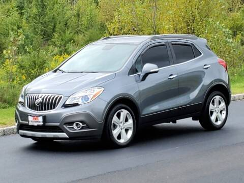 2015 Buick Encore for sale at R & R AUTO SALES in Poughkeepsie NY