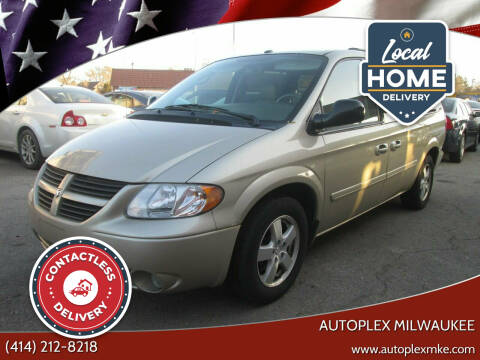 2006 Dodge Grand Caravan for sale at Autoplex Milwaukee in Milwaukee WI