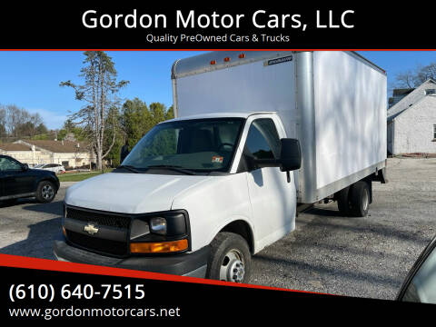 2013 Chevrolet Express Cutaway for sale at Gordon Motor Cars, LLC in Frazer PA