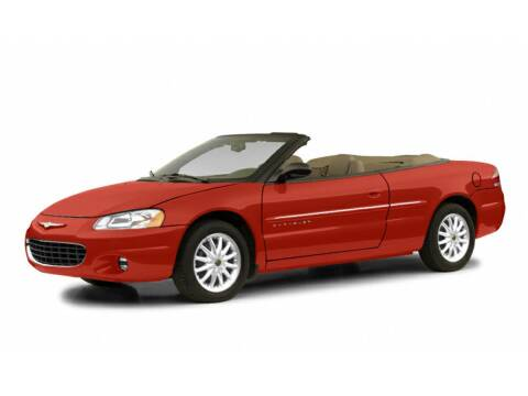 2002 Chrysler Sebring for sale at TTC AUTO OUTLET/TIM'S TRUCK CAPITAL & AUTO SALES INC ANNEX in Epsom NH