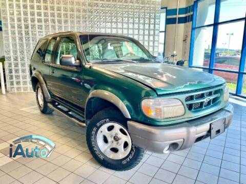 1999 Ford Explorer for sale at iAuto in Cincinnati OH