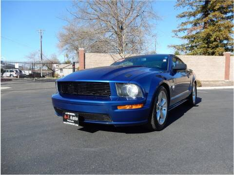 2009 Ford Mustang for sale at A-1 Auto Wholesale in Sacramento CA