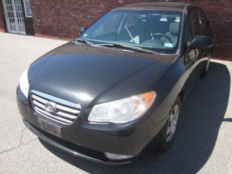 2007 Hyundai Elantra for sale at Tewksbury Used Cars in Tewksbury MA