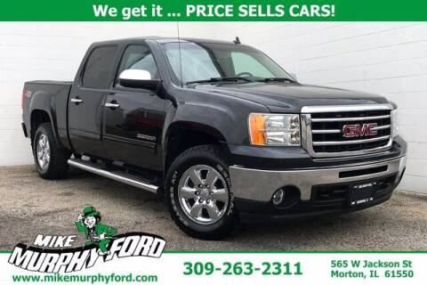 2012 GMC Sierra 1500 for sale at Mike Murphy Ford in Morton IL
