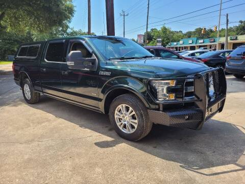 2016 Ford F-150 for sale at Bundy Auto Sales in Sumter SC