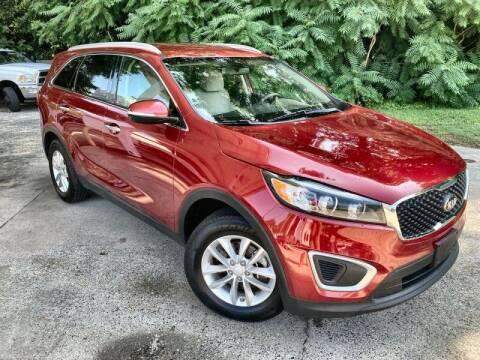 2017 Kia Sorento for sale at McAdenville Motors in Gastonia NC