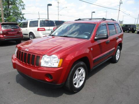 2006 Jeep Grand Cherokee for sale at FINAL DRIVE AUTO SALES INC in Shippensburg PA