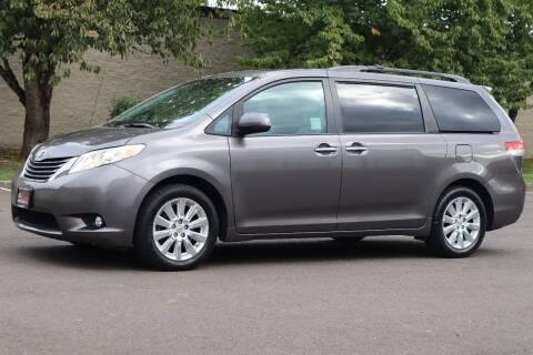 2012 Toyota Sienna for sale at Beaverton Auto Wholesale LLC in Hillsboro OR