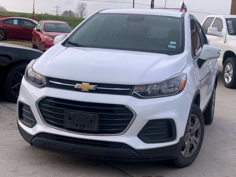 2017 Chevrolet Trax for sale at Auto Hunters in Houston TX