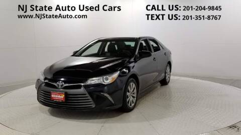 2017 Toyota Camry for sale at NJ State Auto Auction in Jersey City NJ
