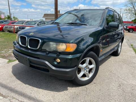 2002 BMW X5 for sale at Texas Select Autos LLC in Mckinney TX
