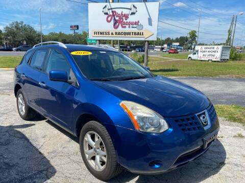 2010 Nissan Rogue for sale at Jack's Auto Sales in Port Richey FL