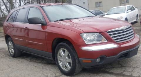 2006 Chrysler Pacifica for sale at Nile Auto in Columbus OH
