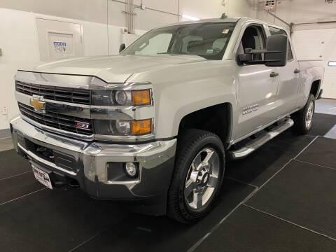 2015 Chevrolet Silverado 2500HD for sale at TOWNE AUTO BROKERS in Virginia Beach VA