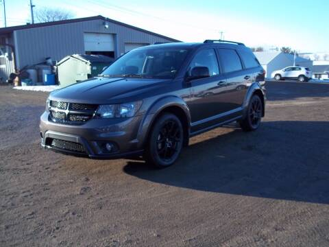 2019 Dodge Journey for sale at SHULLSBURG AUTO in Shullsburg WI