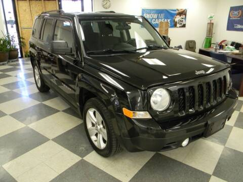2011 Jeep Patriot for sale at Lindenwood Auto Center in St.Louis MO