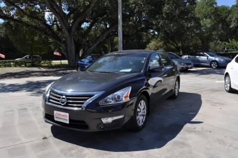 2014 Nissan Altima for sale at STEPANEK'S AUTO SALES & SERVICE INC. in Vero Beach FL