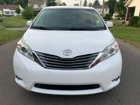 2013 Toyota Sienna for sale at Via Roma Auto Sales in Columbus OH
