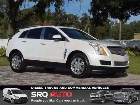 2011 Cadillac SRX for sale at SRQ Auto LLC in Bradenton FL
