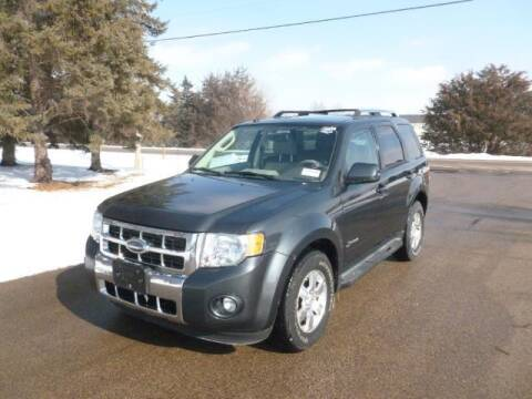 2009 Ford Escape Hybrid for sale at HUDSON AUTO MART LLC in Hudson WI