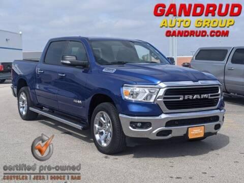 2019 RAM Ram Pickup 1500 for sale at Gandrud Dodge in Green Bay WI