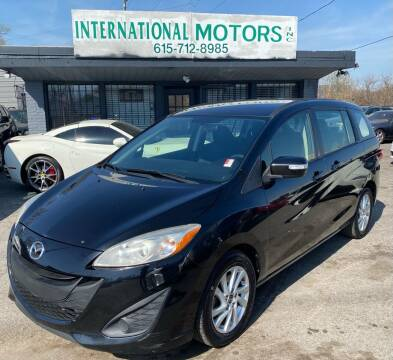 2013 Mazda MAZDA5 for sale at International Motors Inc. in Nashville TN