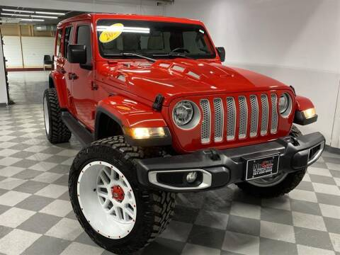 2020 Jeep Wrangler Unlimited for sale at Mr. Car LLC in Brentwood MD