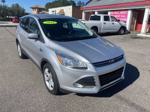 2016 Ford Escape for sale at Sell Your Car Today in Fayetteville NC