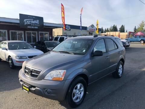 2008 Kia Sorento for sale at Tacoma Autos LLC in Tacoma WA