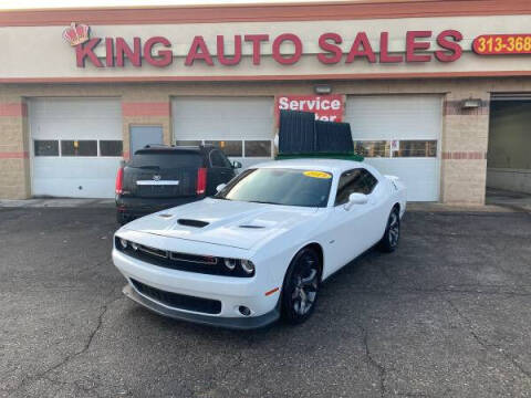 2019 Dodge Challenger for sale at KING AUTO SALES  II in Detroit MI