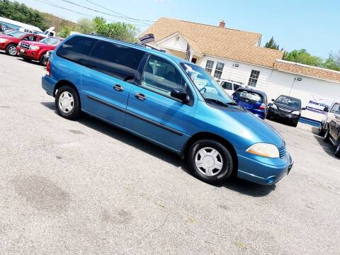 2003 Ford Windstar for sale at New Wave Auto of Vineland in Vineland NJ