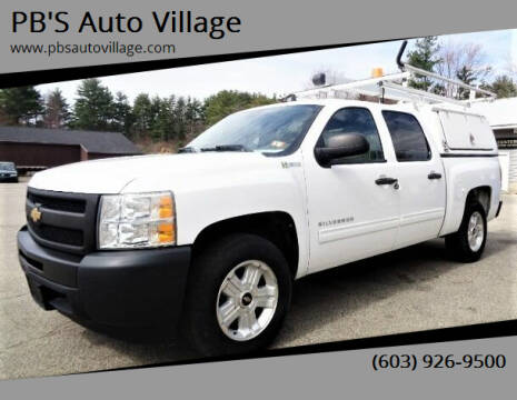 2012 Chevrolet Silverado 1500 Hybrid for sale at PB'S Auto Village in Hampton Falls NH