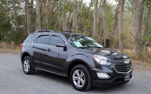 2016 Chevrolet Equinox for sale at Northwest Premier Auto Sales in West Richland WA