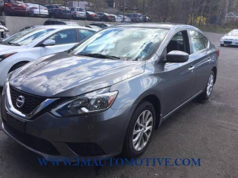 2019 Nissan Sentra for sale at J & M Automotive in Naugatuck CT