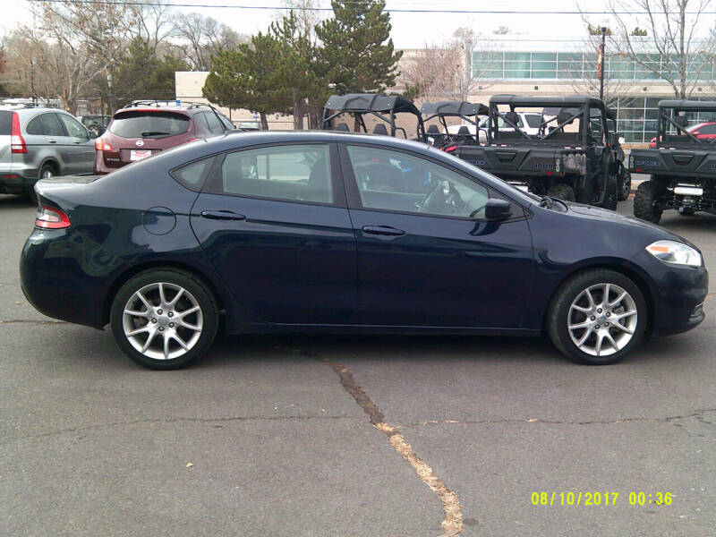 2013 Dodge Dart for sale at Power Edge Motorsports- Millers Economy Auto in Redmond OR