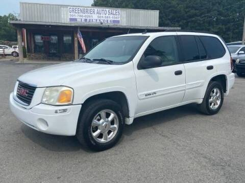 2005 GMC Envoy for sale at Greenbrier Auto Sales in Greenbrier AR